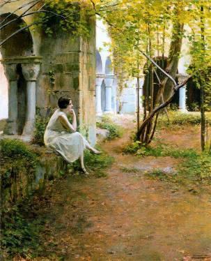 beautiful-woman-in-garden