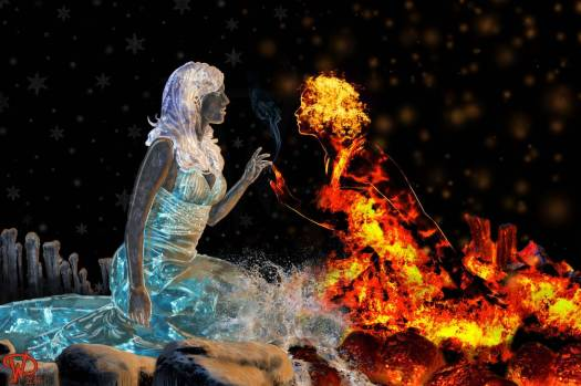 sisters__fire_and_ice_by_woltadesign_d742rs0-pre
