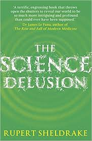 The Science Delusion Cover