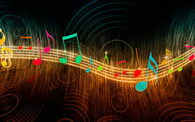 music colorful
