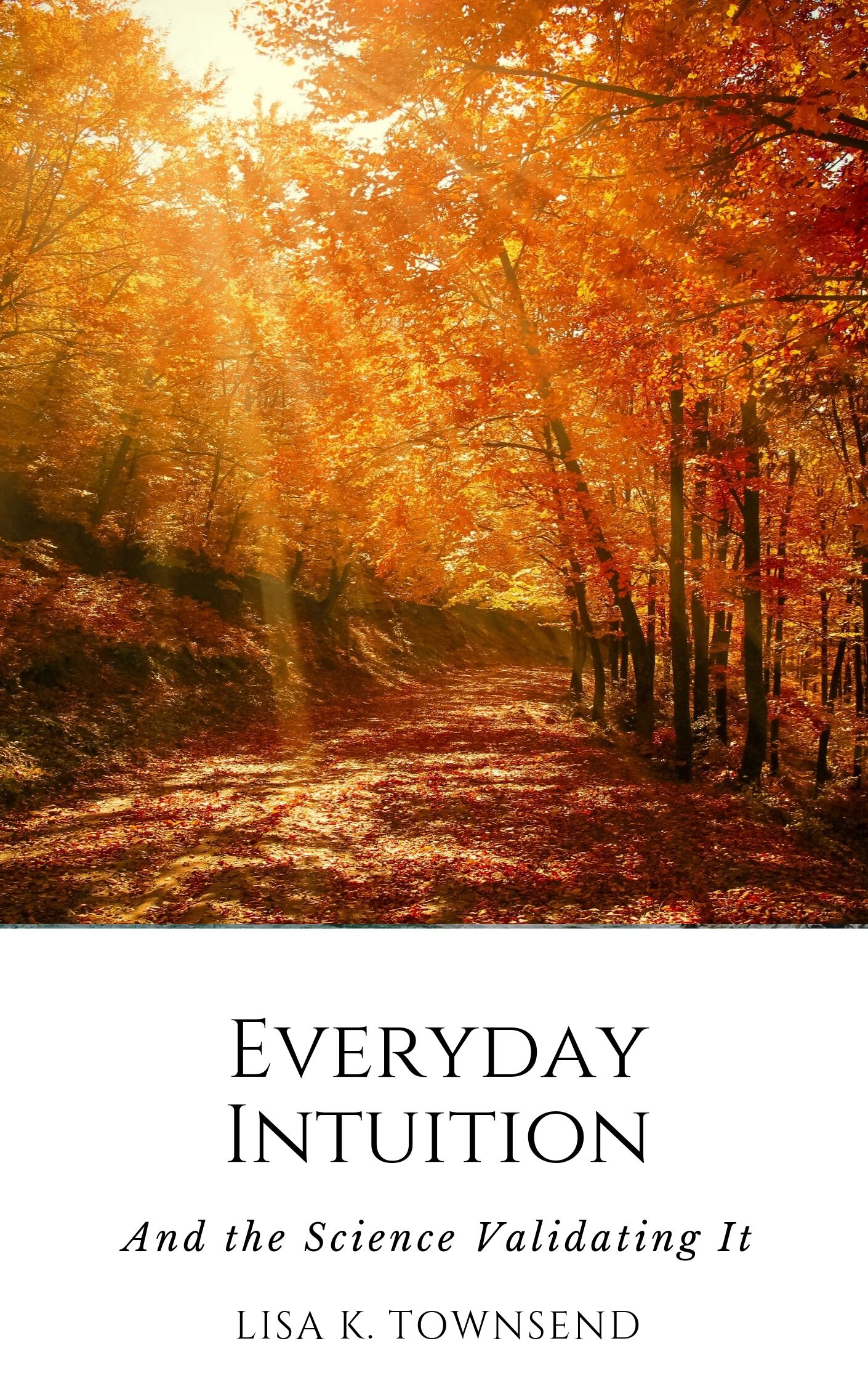 BOOK FINISHED-Everyday Intuition-COVER JPG
