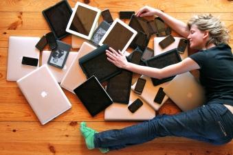 tech addict